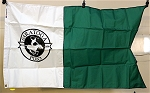 Saratoga Polo Flag - 3x6FT-  VINTAGE