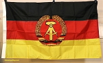 EAST GERMANY -3x5 ft- Vintage