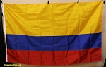 COLOMBIA- 5x8FT- VINTAGE