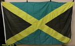 JAMAICA - 5x8FT-  Used-VINTAGE