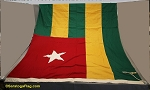 TOGO- 6x9ft Flag Cotton Vintage